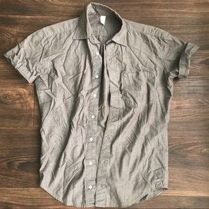 American apparel chambray shirt